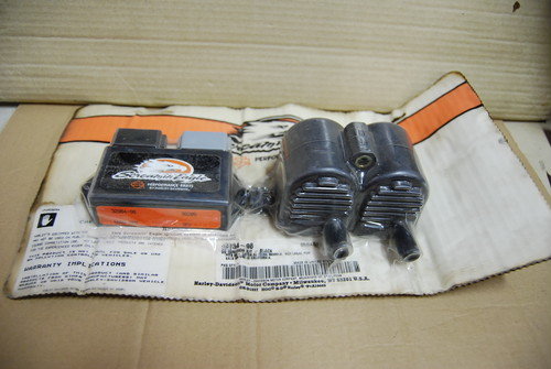 Screamin' Eagle Ignition Module & Coil Kit for XL1200S(1998-)