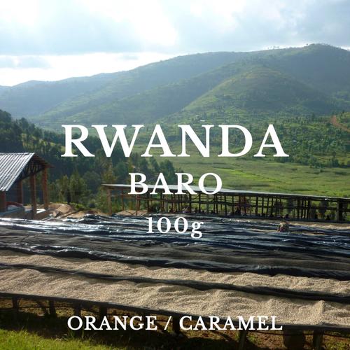 RWANDA|NYARUSIZA CWS BARO|コーヒー豆 100g
