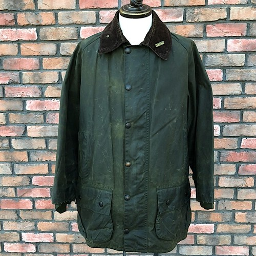 1990s Barbour Beaufort Olive / WB_712