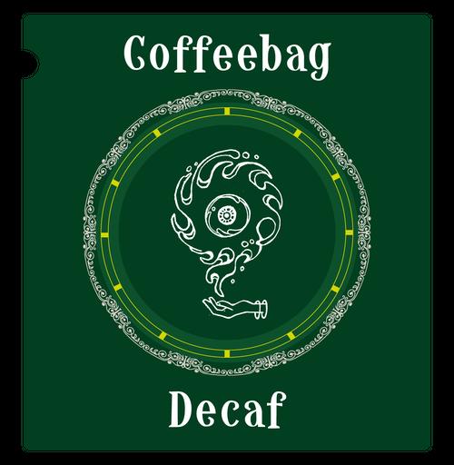 【コーヒーバッグ】デカフェ 5個set/個別包装