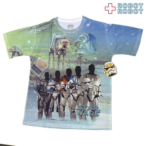 スター・ウォーズ フルグラフィック Tシャツ