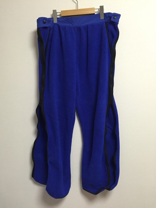90's REI fleece zip-up pants