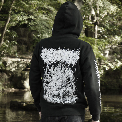 【再入荷】The Penitent and the Putrid Hoodie