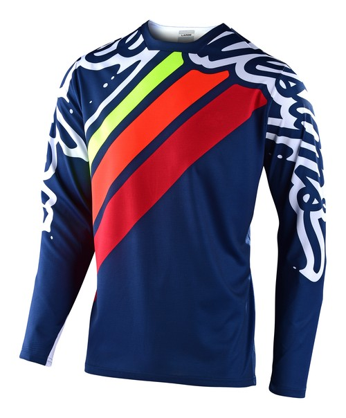 20TLD_SPRINT JERSEY NAVY RED