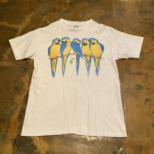 80s Print T-shirt / USA