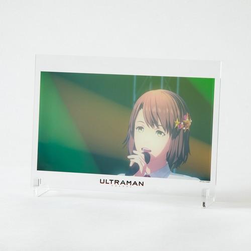 アニメ「ULTRAMAN」アクリルパネル【A4】-佐山レナ -
