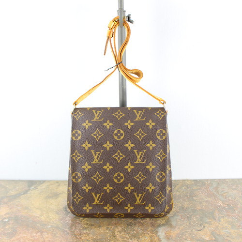 .LOUIS VUITTON M51258 CA0969 SHOULDER BAG MADE IN SPAIN/ルイヴィトンミュゼットサルサショルダーバッグ 2000000039169