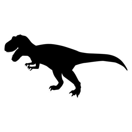 ティラノサウルス  H77×H150mm