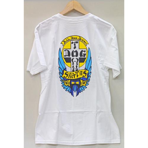 【ドッグタウン】ブルドッグTシャツ ホワイト