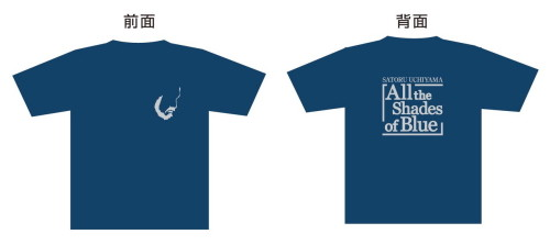 All the Shades of Blue 記念Tシャツ