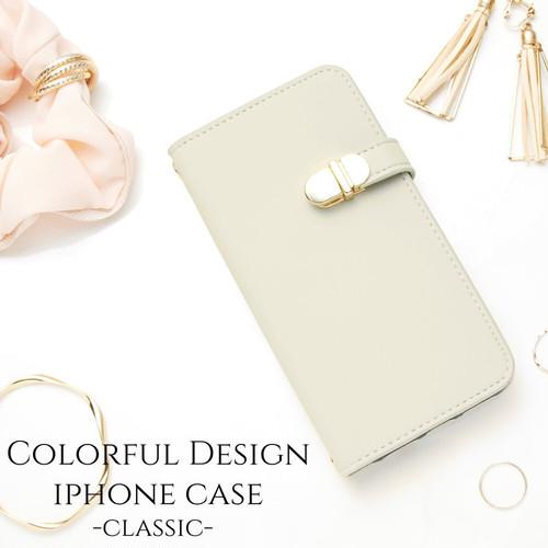 iphone 11 ケース 手帳型 ミラー付き かわいい iphone11 Pro カバー 手帳 おしゃれ iphoneXR iphone8 Xs max シンプル アイフォン 11 プロ 大人可愛い スタンド マグネットなし グレージュ