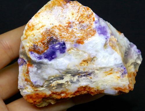 モラド パープルオパール 原石 鉱物 天然石 198g MPO003 パワーストーン