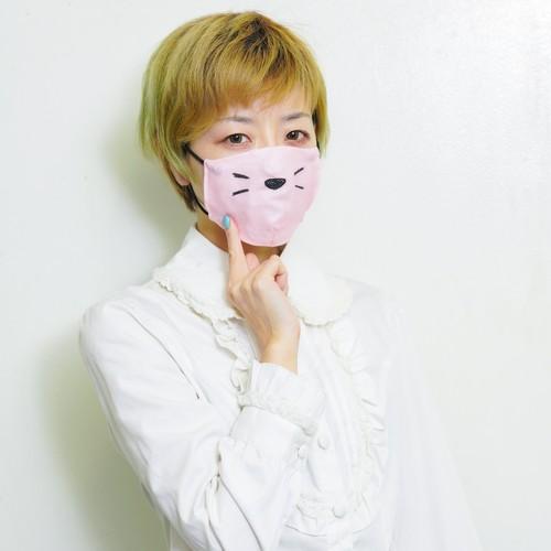 ネコノマスク 桜猫(Sのみ)