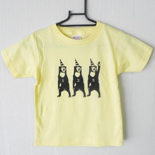 キッズ circusマレーグマさんTシャツ