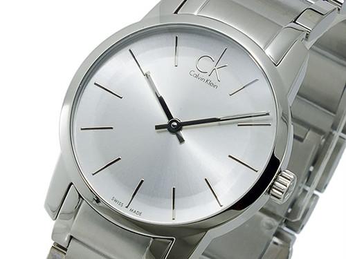カルバンクライン CALVIN KLEIN 腕時計 メンズ レディース クオーツ K2G23126 シルバー シルバー
