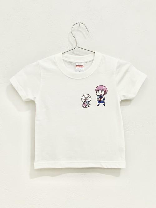 〔新宿オンライン〕風見2 / Tシャツ(kids100サイズ)