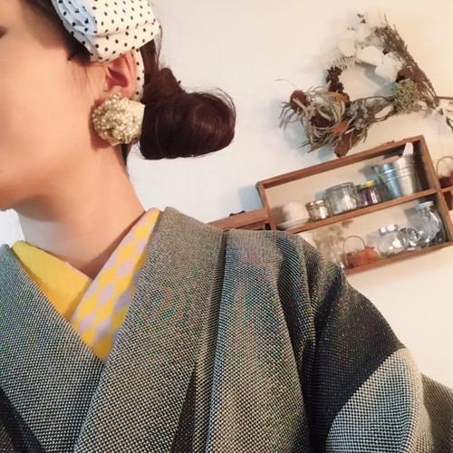 【山吹紫】半衿