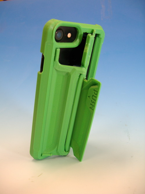 GRIPL iPhone 6/7/8/SE 用(グリーン)