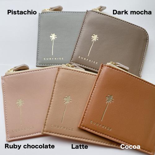 【予約:8月上旬発送】Mini wallet