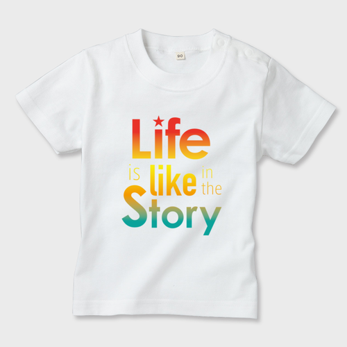 Life is like in the story~白×レインボー~【キッズ】