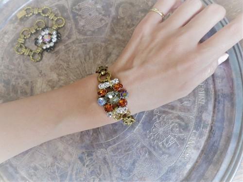 vintage bracelet bijou  <BL-RBbr>