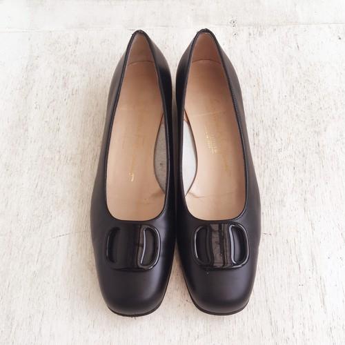 Ferragamo vara plate shoes