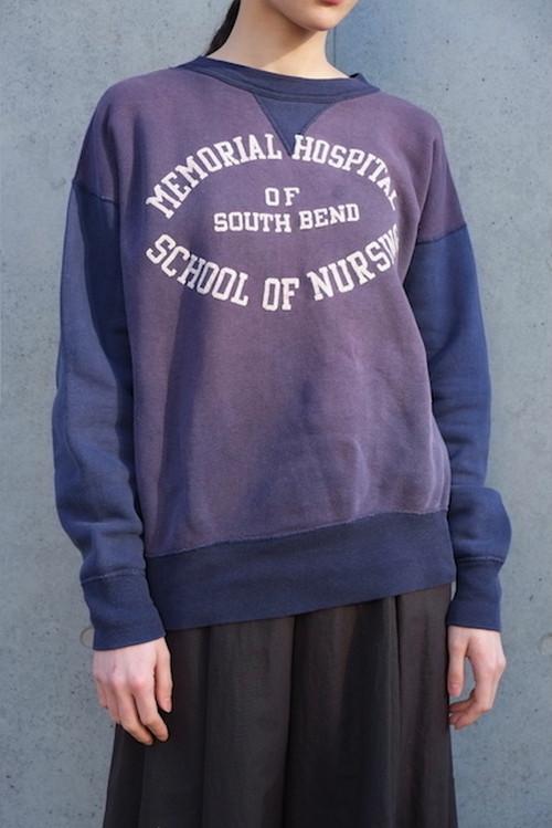 vintage/school of nursing sweatshirt.