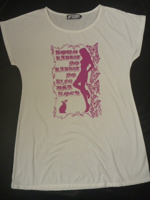 Tシャツワンピース(Lサイズ)
