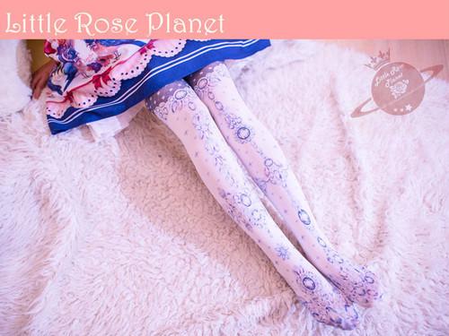"【Little Rose Planet】夏 - ""Dazzling Maiden"" オーバーニー"