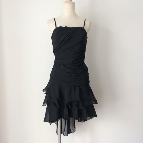RINASCIMENTO キャミソールブラックドレス