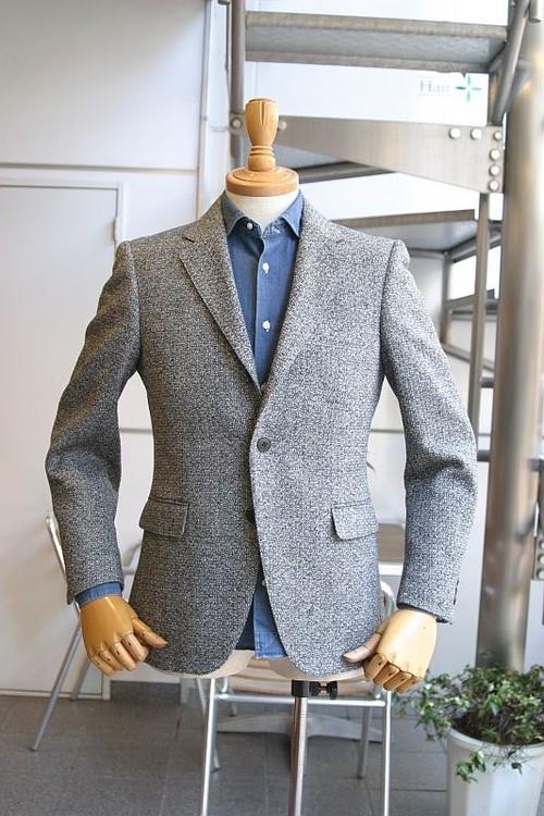 CARLO Silk Tweed Stretch JK (#7891)