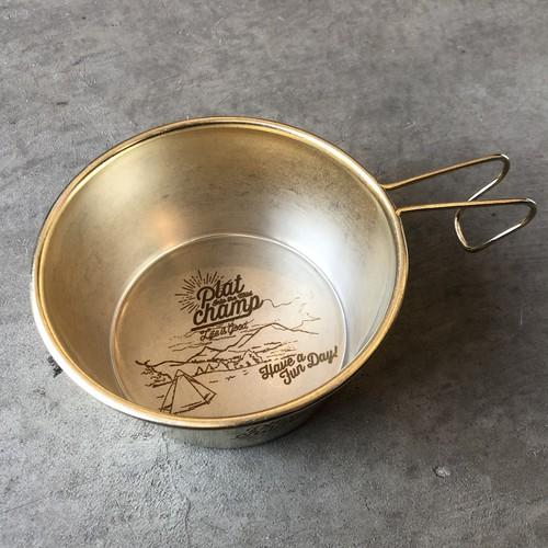 Platchamp ロッキーカップCAMP GOLD