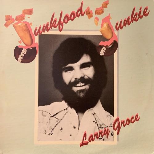 【LP】LARRY GROCE/Junkfood Junkie