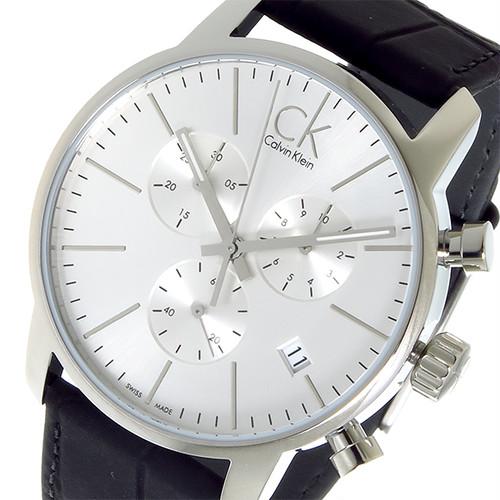 カルバンクライン CALVIN KLEIN 腕時計 メンズ クオーツ K2G271C6 シルバー シルバー