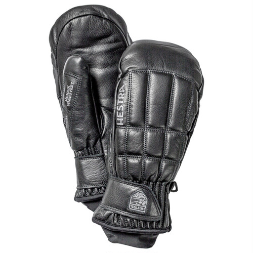 HENRIK LEATHER MITT