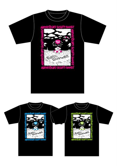 モルタルNEWTシャツ(ステイホームガール3部作)