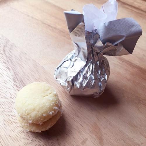 バーチ・ディ・ダーマ ココナッツ×レモン×キャラメルチョコレート (イタリア)