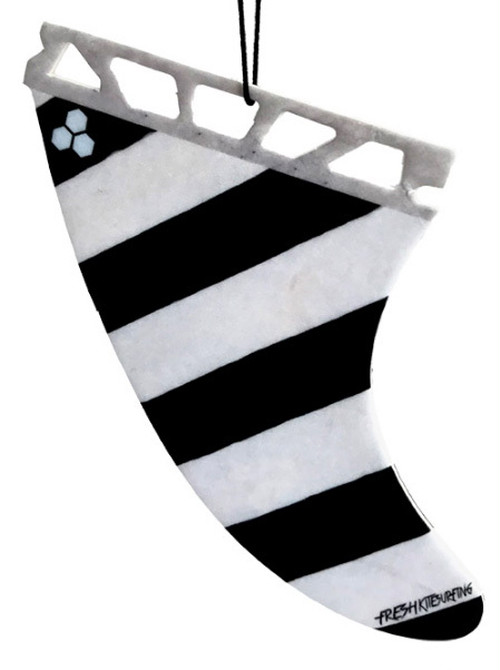 Fresh Surfing Fins / 2018 Zebra Fin Air Freshener (Future fin type) 4580009980498【在庫あります★13時までのご注文は当日出荷】