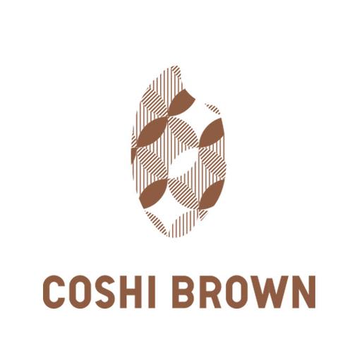 コシヒカリ玄米コーヒー  COSHI-BROWN 5g(1杯分) x 5袋セット