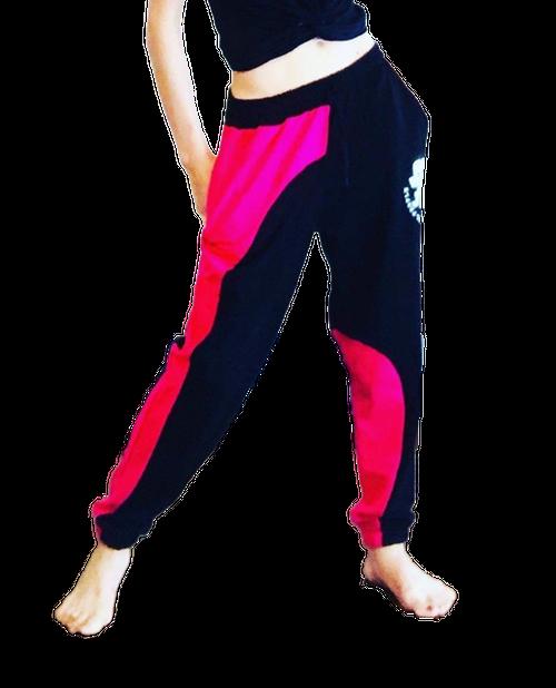 【JTB】BICOLORE スタイルパンツ【ピンク】【再入荷】イタリアンウェア【送料無料】《M&W》