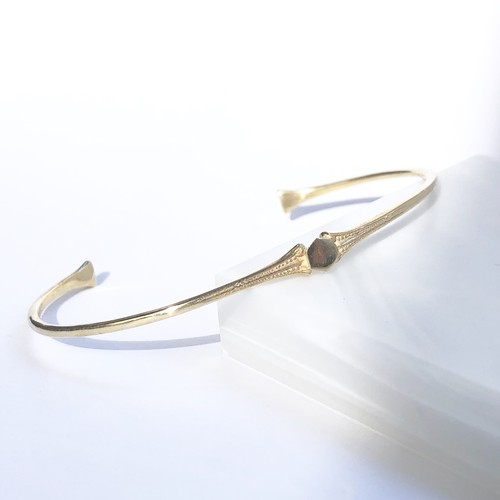 Baby Bangle・Light・K10 GOLD