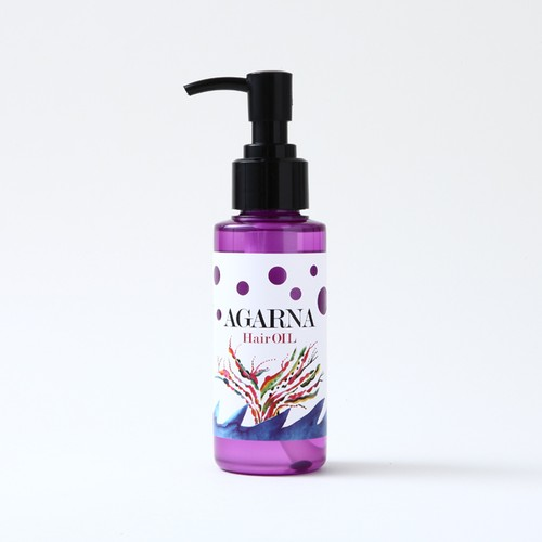 AGARNA hair Oil アガーナヘアオイル 95ml  【洗い流さないトリートメントオイル】