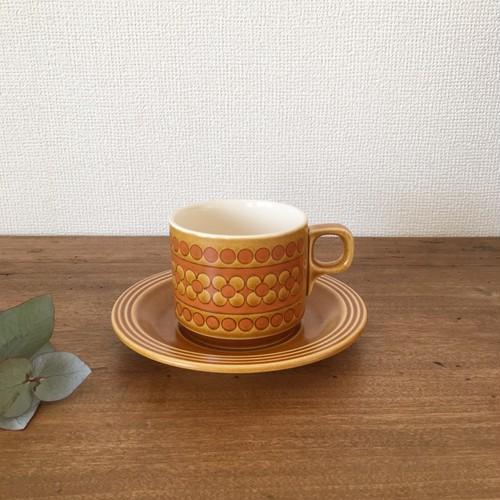 HORNSEA(ホーンジー)Saffron カップ&ソーサー A