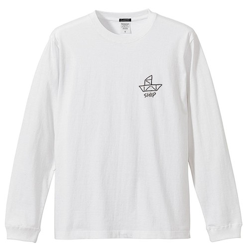 ONE SHIP / LONGTEE [WH]