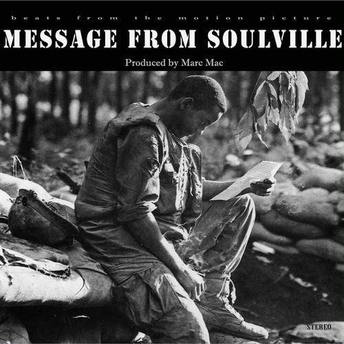 Marc Mac 「Message from Soulville」