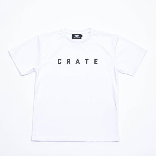 CRATE MESH Tee WHITE