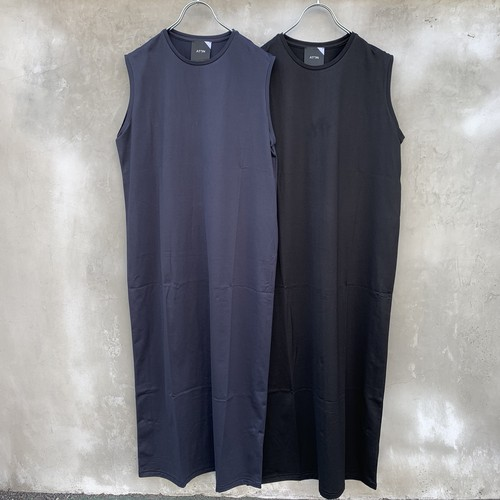"ATON  ""SUVIN60/2 TANK TOP DRESS"""