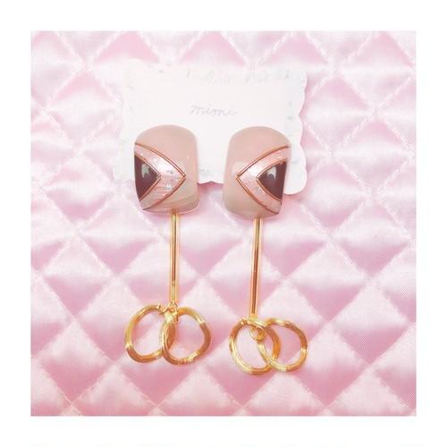 vintage remake earring