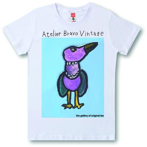 ATBR-V-SST-058 Tシャツ ペンギン子