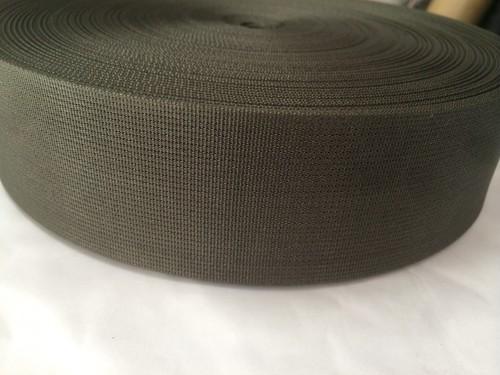 ナイロンテープ 高密度織 50mm幅 1mm厚 カラー 1反(50m)